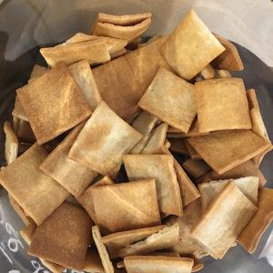 crackers au sel de guérande