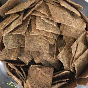 crackers dreche et thym